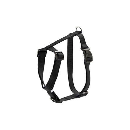 Karlie Шлейка для собак Art Sportiv Plus, ширина 1 см, объем 25-40 см, черная фото