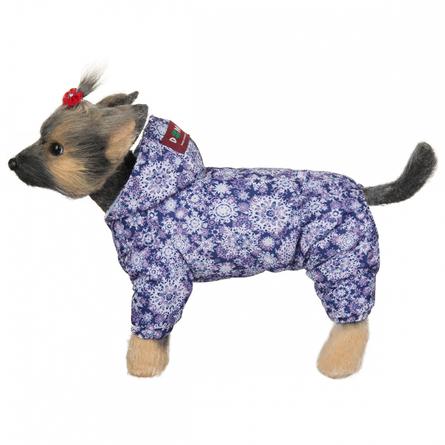 DogModa Зима 1 Комбинезон теплый для собак, девочка  - купить со скидкой