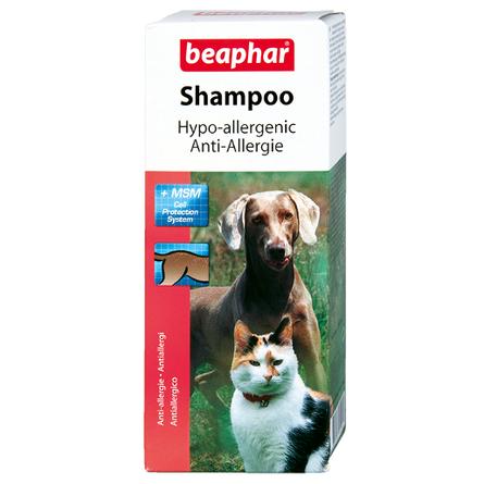 Beaphar Шампунь для собак и кошек против аллергии, 200 мл