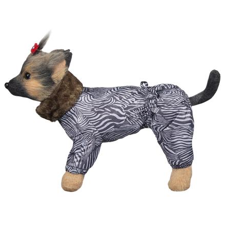 Купить DogModa Комбинезон Хаген для собак, длина спины 20 см, обхват шеи 21 см, обхват груди 33 см, унисекс