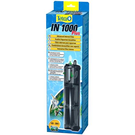 Купить Tetra IN 1000 Plus Внутренний фильтр для аквариума 120-200 л, 1000 л/ч