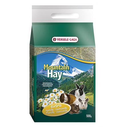 Купить Versele-Laga HAY CAMOMILLE горное сено для грызунов, 500 гр, Versele Laga