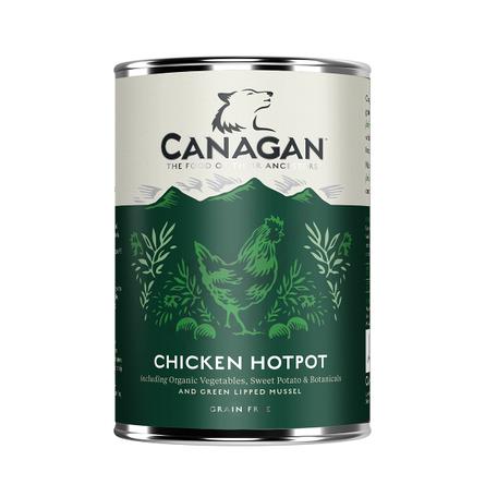 Canagan Chicken Hotpot Влажный корм для взрослых собак всех пород (куриное рагу), 400 гр фото