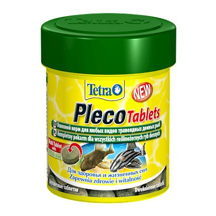 Tetra Pleco Tablets корм для донных рыб