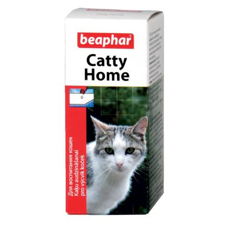 Beaphar Catty Home Средство для приучения кошек к месту, 100 мл