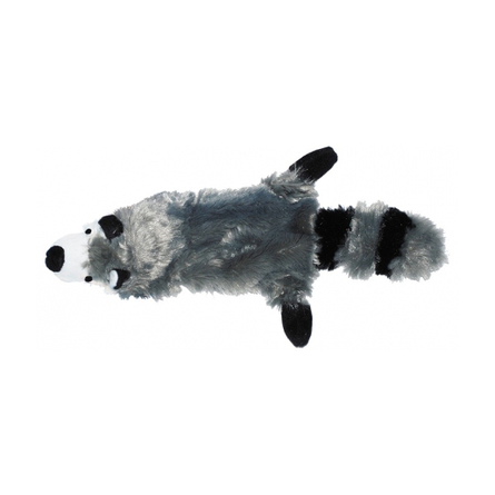 УЮТ Игрушка для собак ''Енот'' с пищалкой