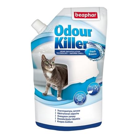 Beaphar Odour Killer Уничтожитель запаха для кошачьих туалетов, 400 гр