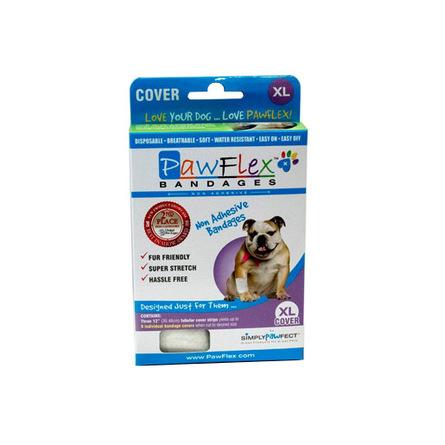 PawFlex Набор защитных чехлов для бандажа XL, для собак
