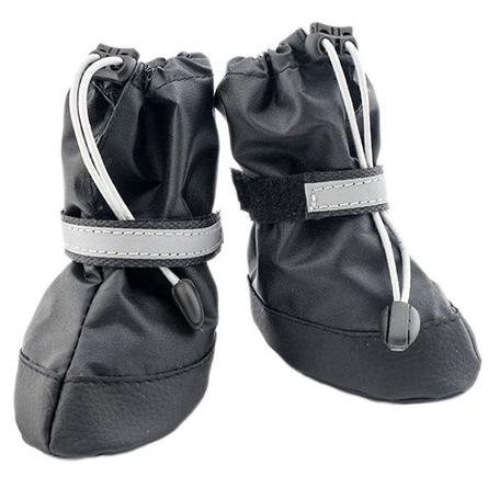 ЧИП Обувь для собак №4, черная (пара) фото