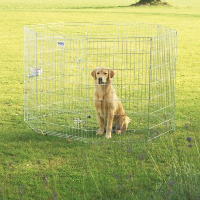 Savic Dog Park 3 вольер для собак