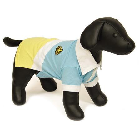 Dezzie Футболка для собак, размер 35 см