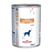 Royal Canin Gastro Intestinal Low Fat Консервированный низкокалорийный лечебный корм для собак при заболеваниях ЖКТ