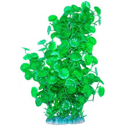 УЮТ Растение аквариумное Щитолистник зеленый, 44 см