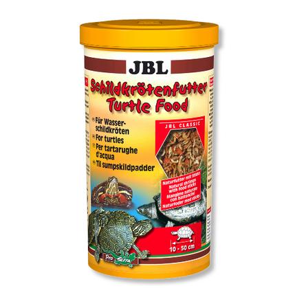 Купить JBL Schildkrotenfutter Корм для водных черепах, ассорти, 30 гр