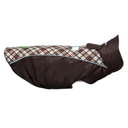 Купить DogModa Попона Бостон для собак, длина спины 32 см, обхват шеи 36 см, обхват груди 49 см