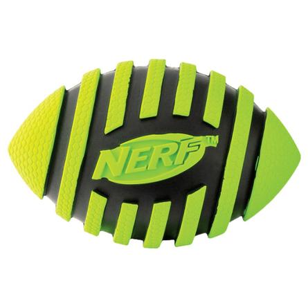 NERF Dog Мяч-регби пищащий, 9 см