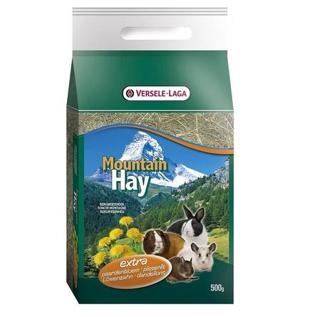 Versele-Laga HAY DANDELION горное сено для грызунов, 500 гр