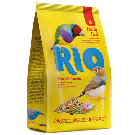 RIO Корм для экзотических птиц, 500 гр