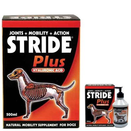 Купить Stride Plus Кормовая добавка для собак и щенков для опорно-двигательного аппарата, 500 мл, TRM