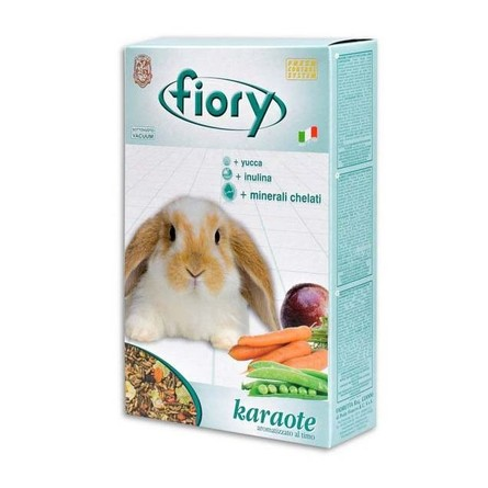 Fiory Karaote Корм для кроликов, 850 гр