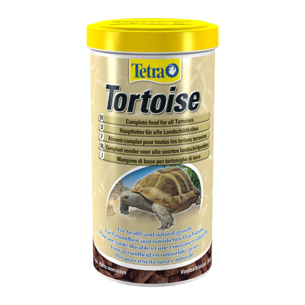 Tetrafauna Tortoise Корм для сухопутных черепах, палочки, 500 мл