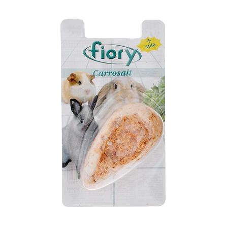 Fiory Морковь Минеральный камень для грызунов, 45 гр
