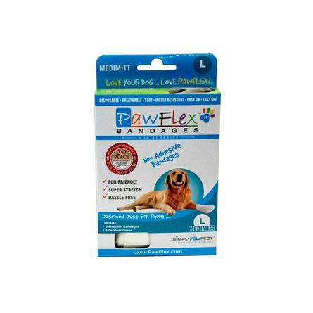 PawFlex Набор бандажей для лап L, для собак