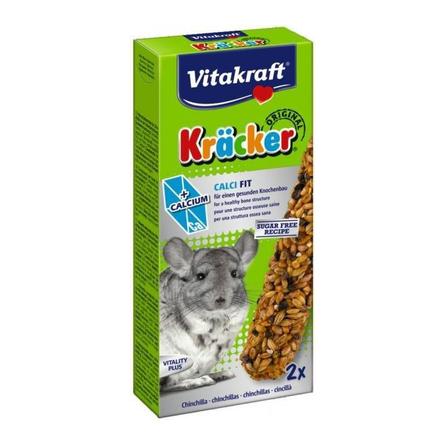 Купить Vitakraft Лакомство для шиншилл (с кальцием), 112 гр