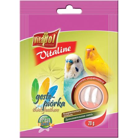Vitapol VITALINE густые перья, 20 гр