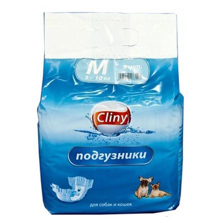 Cliny Подгузники для собак и кошек весом