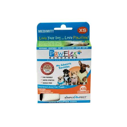 PawFlex Набор защитных чехлов для бандажа XS, для собак