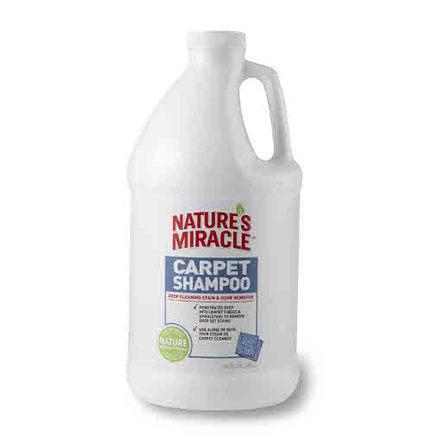 Nature's Miracle Carpet Shampoo Моющее средство для ковров и мягкой мебели, 1,9 л