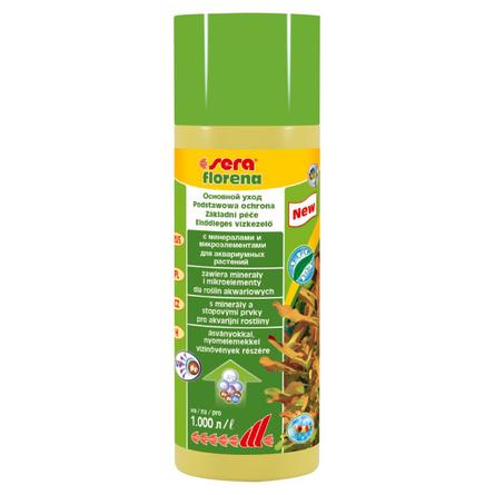 Sera Florena жидкое удобрение для аквариумных растений, 250 мл фото