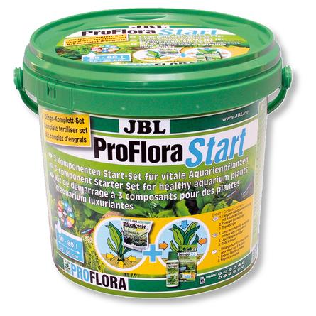 JBL ProfloraStart Set 80 Стартовый набор из 3 компонентов для успешного ухода за растениями (до 80 л.), 3 кг