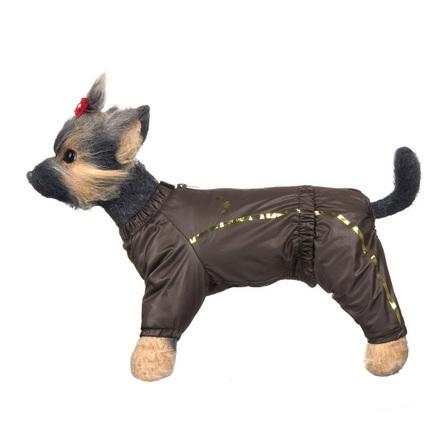 Купить DogModa Альпы 1 Комбинезон теплый для собак, мальчик, коричневый