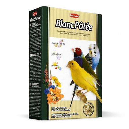 Padovan Blanc Patee Корм для декоративных птиц, 300 гр фото