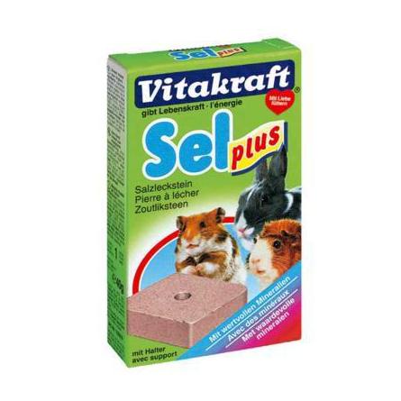 Купить Vitakraft Sel Plus Минеральный камень для грызунов