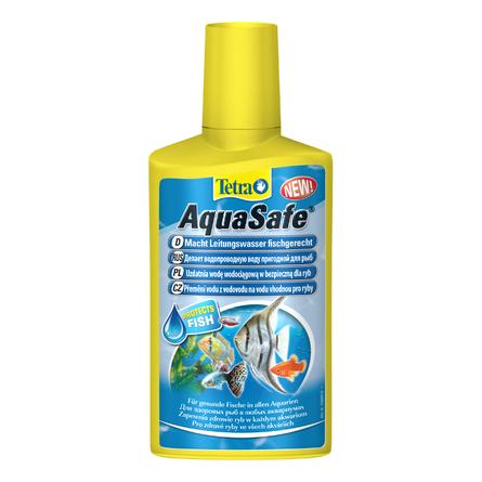 Купить Tetra AquaSafe Кондиционер для подготовки воды на 100 л, 50 мл