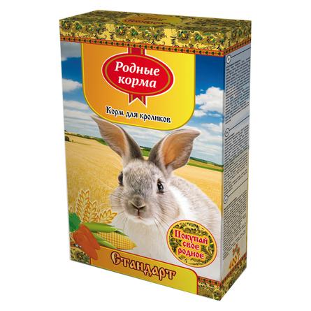 Купить Родные Корма Корм для кроликов, 400 гр, Родные корма