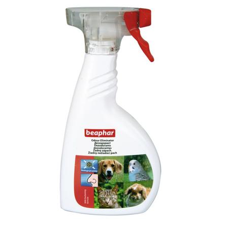 Beaphar Odour Eliminator Спрей для уничтожения пятен и запаха, 400 мл