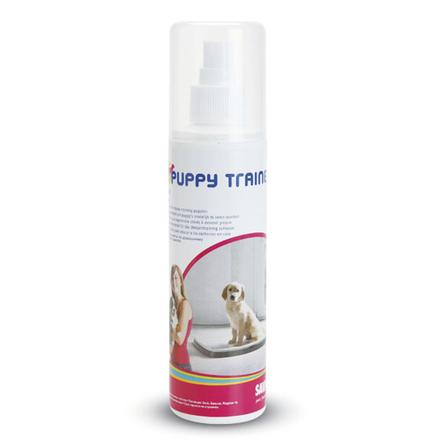 Savic Puppy Trainer спрей для приучения щенков к туалету, 200 мл  - купить со скидкой