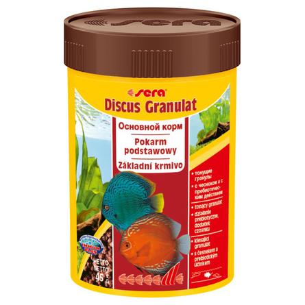 Sera Discus Granulat корм для дискусов, 45 гр