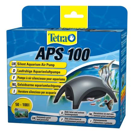 Tetra APS 100 Компрессор для аквариума 50-100 л, 100 л/ч  - купить со скидкой