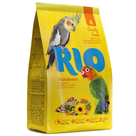 RIO Корм для средних попугаев, 1 кг фото