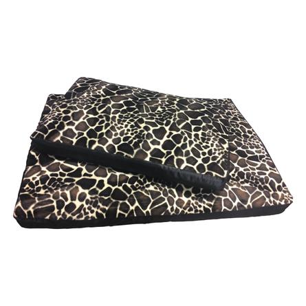 Купить CLP Лежак со съемным чехлом Сафари для животных, хлопок