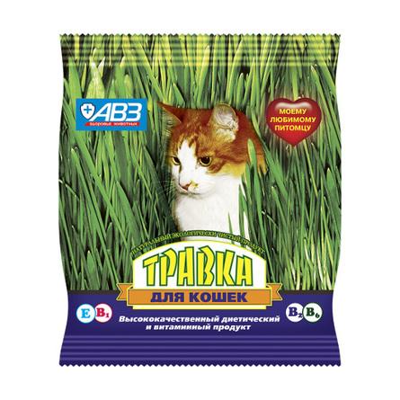 Купить АВЗ Травка для кошек (для выращивания), 30 гр
