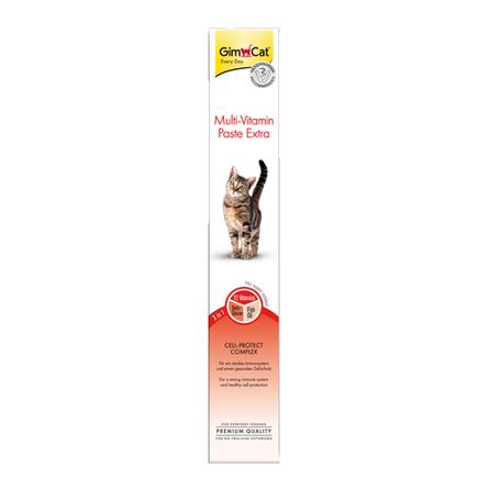Купить Gimcat Multi-Vitamin Paste Extra Мультивитаминная паста для кошек (витаминный комплекс), 100 гр, Gimpet