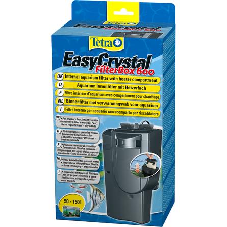 Купить Tetra EasyCrystal FilterBox 600 Внутренний фильтр для аквариума 50-150 л, 600л/ч