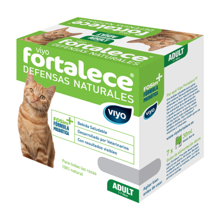 Viyo Adult Cat Пробиотический напиток для взрослых кошек, 210 мл
