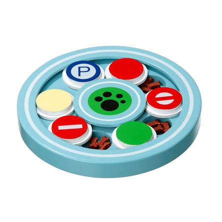 Купить Karlie Doggy Brain Train Candy Интерактивная игрушка для щенков, Flamingo